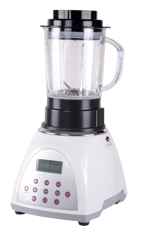 Multifunction High Power Food Processor 1.75L Glass Cup 800W With DIY Function